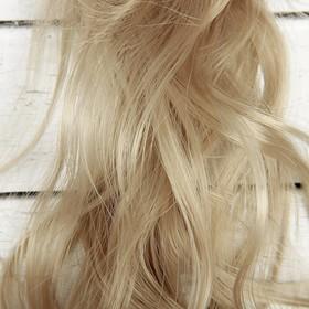 """Волосы - тресс для кукол """"Кудри"""" длина волос 40 см, ширина 50 см, №16"""