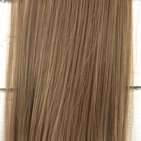 """Волосы - тресс для кукол """"Прямые"""" длина волос 40 см, ширина 50 см, №18"""