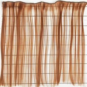"""Волосы - тресс для кукол """"Прямые"""" длина волос 40 см, ширина 50 см, №30"""