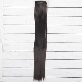 """Волосы - тресс для кукол """"Прямые"""" длина волос 40 см, ширина 50 см, №2"""