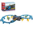 """Железная дорога """"Скорый поезд"""", работает от батареек, свет и звук"""