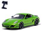 """Машина радиоуправляемая """"Porsche Cayman R"""", масштаб 1:16, работает от аккумулятора, свет, МИКС"""
