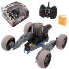 Машина-робот радиоуправляемая «Квадроджип» с лазером, стреляет пулями, световые эффекты