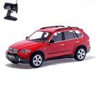 """Машина радиоуправляемая """"BMW X5"""", масштаб 1:12, работает от аккумулятора, свет, МИКС"""