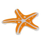 """Мини-коврики для ванны набор 5 шт 10х10 см """"Морская звезда"""" цвет МИКС"""