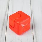 """Кубик антистресс """"Спиннер"""", цвет оранжевый"""