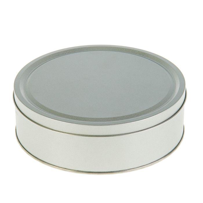 Подарочная коробка Серебро, 19 х 19 х 6,2 см