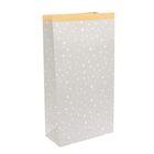 Пакет крафтовый «Звёзды», 64 х 32 х 16 см