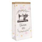 Пакет крафтовый «Обожаю шить», 64 х 32 х 16 см
