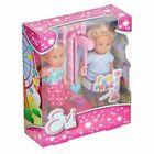 """Кукла """"Еви и Тимми на аттракционах"""", 12 cм"""
