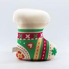 """Мягкая игрушка-антистресс """"Сапожок"""" зеленый, 26 см"""