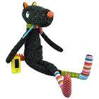 Мягкая игрушка Ebulobo «Синьор волк с телефоном», 60 см