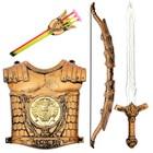 """Набор рыцаря """"Храбрый воин"""", 7 предметов"""