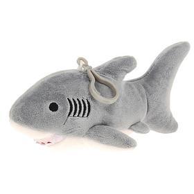"Мягкая игрушка ""Акула Блад"", 18 см, МИКС"