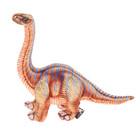 """Мягкая игрушка """"Динозавр Апатозавр"""", цвет коричневый, 44 см"""