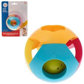 Развивающая игрушка «Шар» с погремушкой