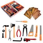 Набор инструментов «Супер мастер», с обучающими карточками, 13 элементов