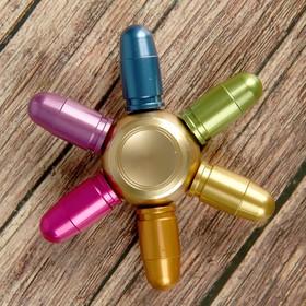"""Спиннер """"Капсулы"""", разноцветный, 6*6 см"""
