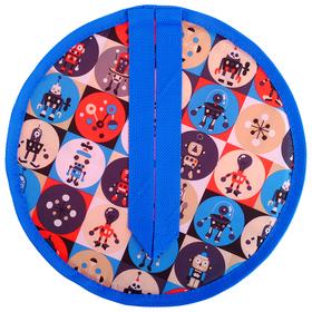 Санки - ледянки с рисунком, d=36 см, цвета МИКС