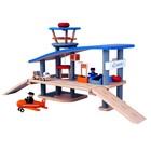Деревянная игрушка «Аэропорт»