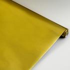 Бумага цветная Металлизированная, в рулоне 0.5 х 2.0 м, Sadipal, золотой