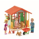 Домик для кукол «Садовый»