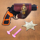 Набор «Шериф», 5 предметов