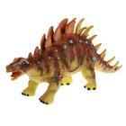 Динозавр «Стегозавр», 2 вида, МИКС