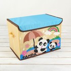 "Короб для хранения ""Панда"""