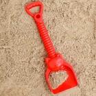 """Лопатка """"Енот"""" №3 цв. Красный, 40 см"""