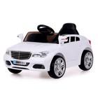 """Электромобиль """"Престиж"""", 2 мотора, EVA колеса, активная подвеска, цвет белый"""
