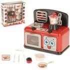 """Игровой набор """"Кухня для кукол"""" с аксессуарами"""