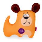 Мягкая игрушка-антистресс «Собака Грусняка на лапках»