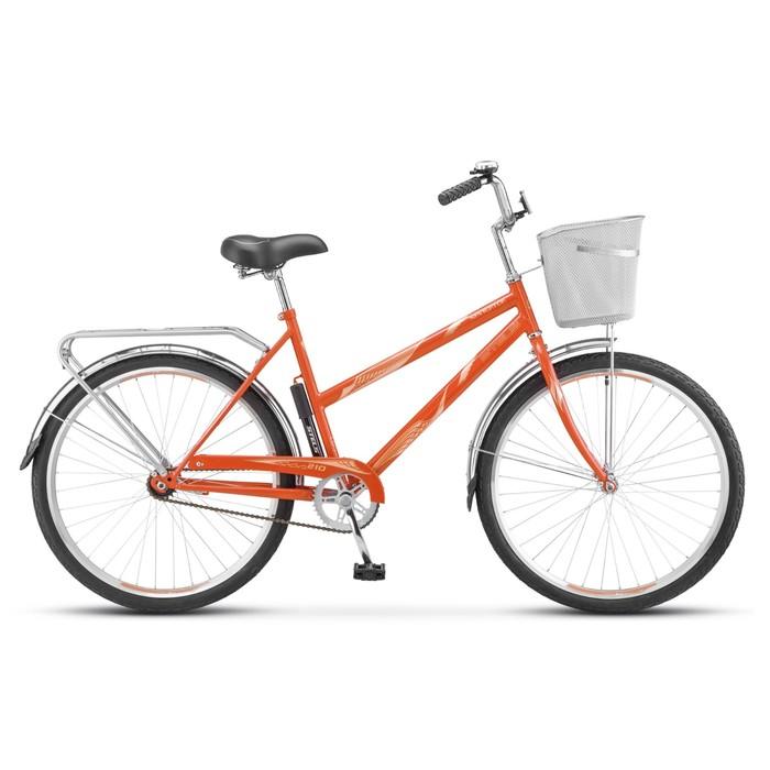 Велосипед 26 Stels Navigator-210 Lady, Z010, цвет терракотовый, размер 19