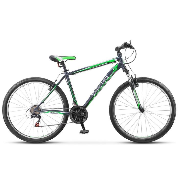 Велосипед 27,5 Десна-2710 V, V020, цвет антрацитовый, размер 19