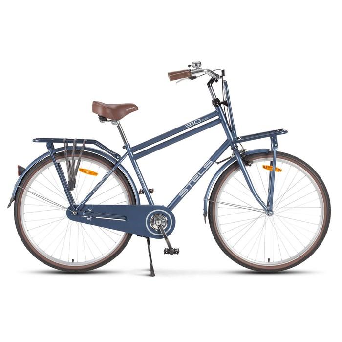 Велосипед 28 Stels Navigator-310 Gent, V020, цвет тёмно-синий, размер 19