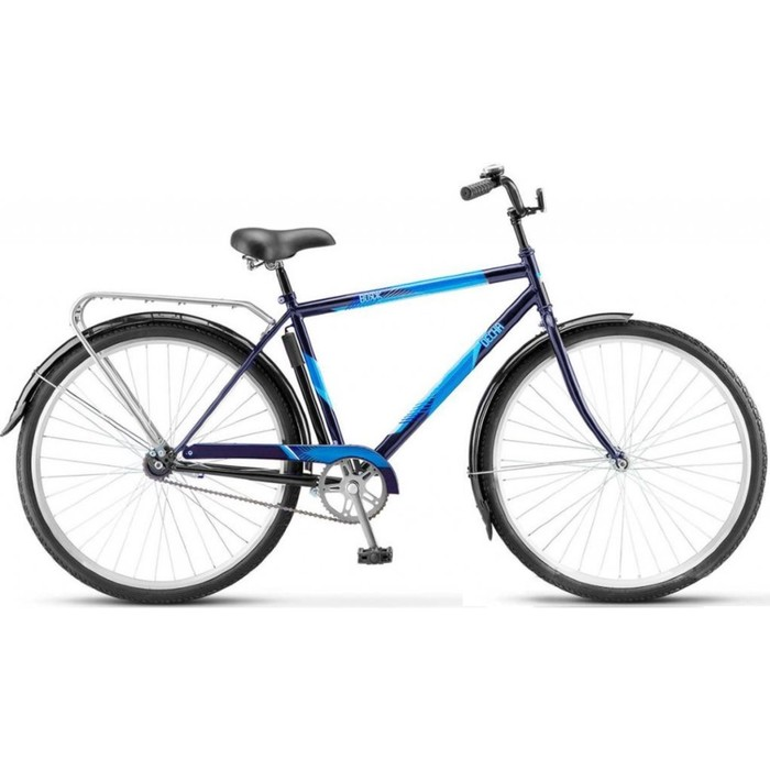 Велосипед 28 Десна Вояж Gent, Z010, цвет синий, размер 20