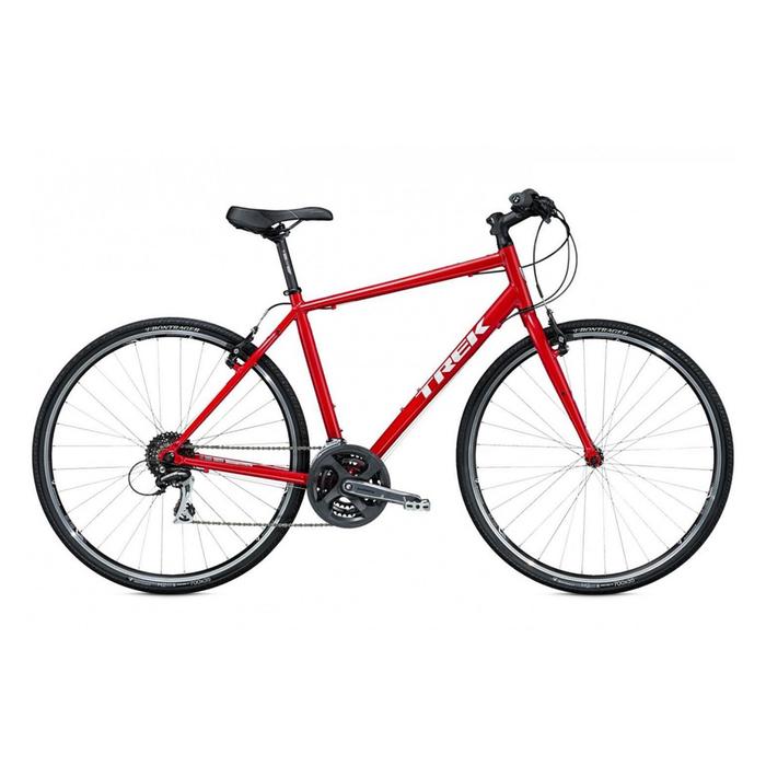 Велосипед 28 Trek 7,2 FX, 2015, цвет красный, размер 15