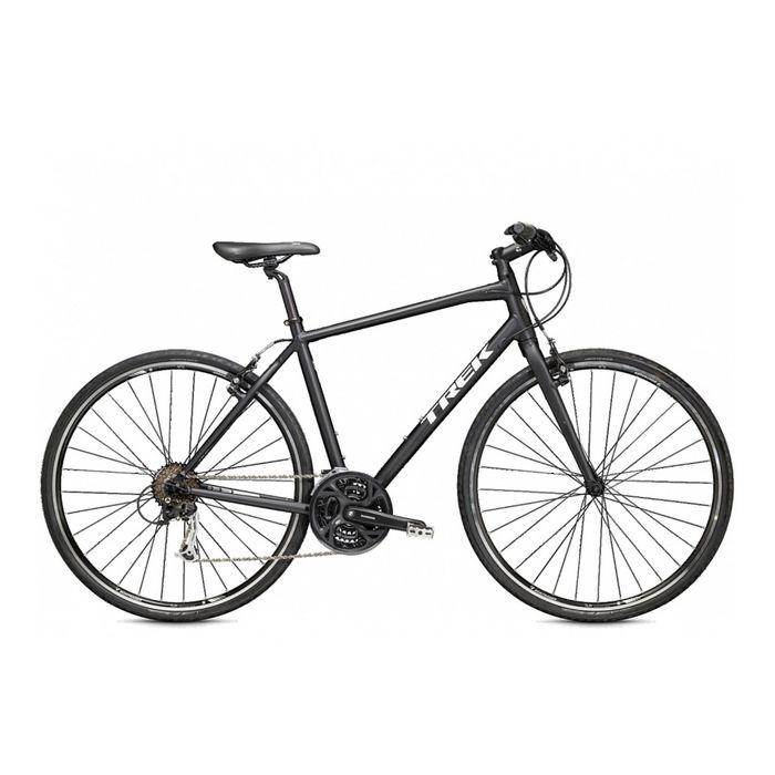 Велосипед 28 Trek 7,3 FX, 2016, цвет черно-белый, размер 22,5