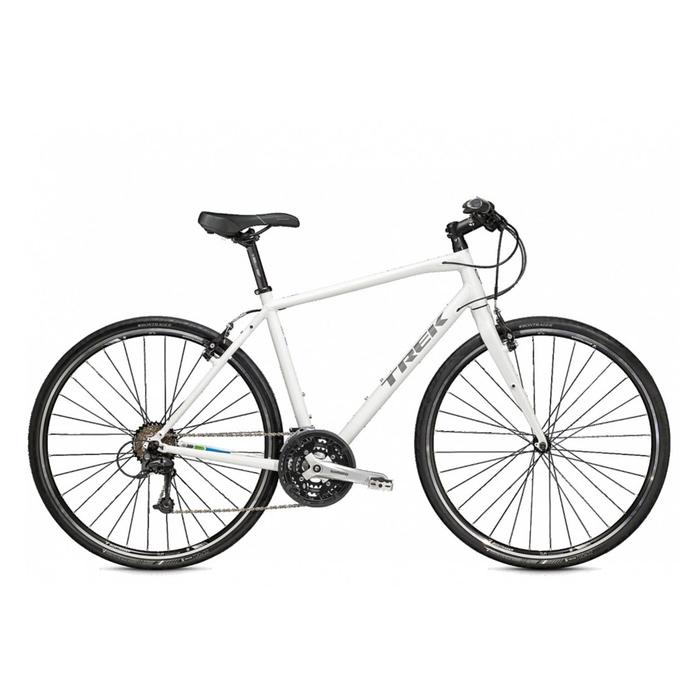 Велосипед 28 Trek 7,4 FX, 2016, цвет белый, размер 17,5