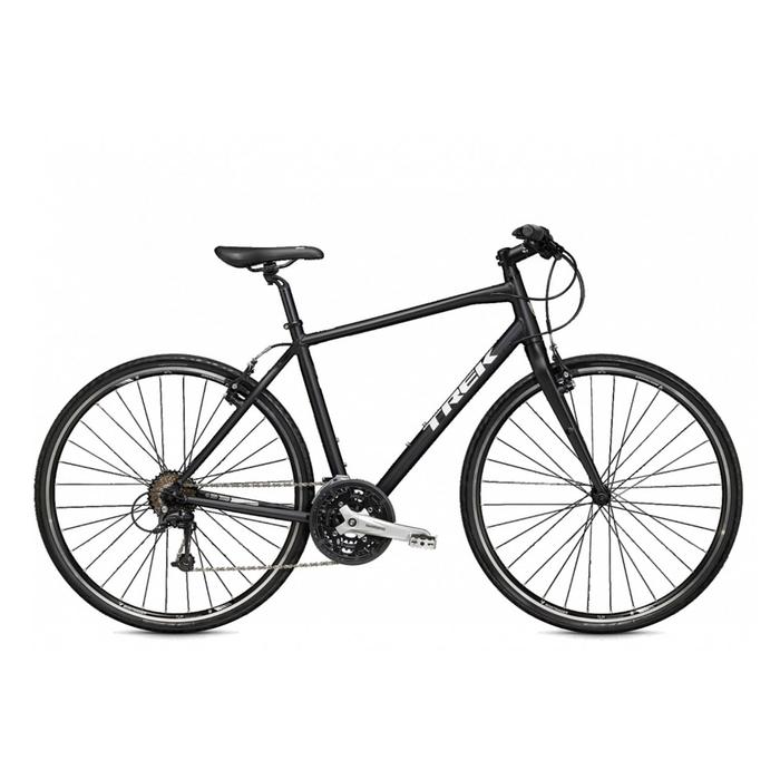 Велосипед 28 Trek 7,4 FX, 2016, цвет черный, размер 17,5