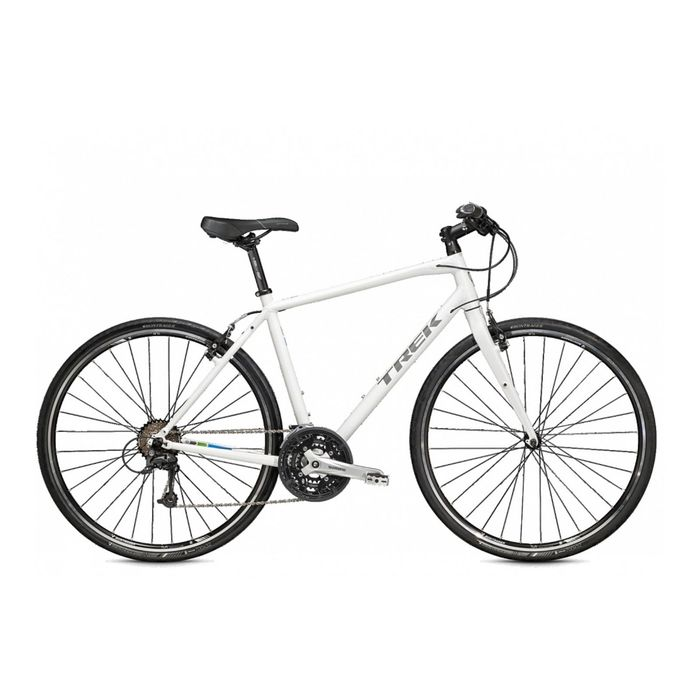 Велосипед 28 Trek 7,4 FX, 2016, цвет белый, размер 22,5