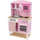 Детская деревянная кухня «Домашний шеф-повар»