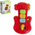 Игрушка музыкальная «Гитара», световые и звуковые эффекты