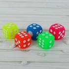Кубик световой, цвета МИКС