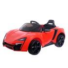Машина на аккумуляторе 6V4.5AH*1, р/у, свет, звук,мр3 105*60*50 см BBH-5188-2