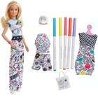 """Кукла """"Barbie"""" с одеждой-раскраской"""