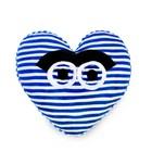 Мягкая игрушка-подушка «Сердечко»