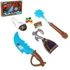 Набор пирата «Капитан крюк», 13 предметов