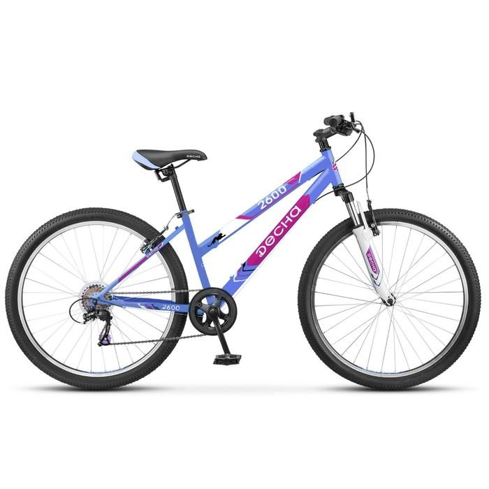 Велосипед 26 Десна-2600, V020, цвет сиреневый, размер 15